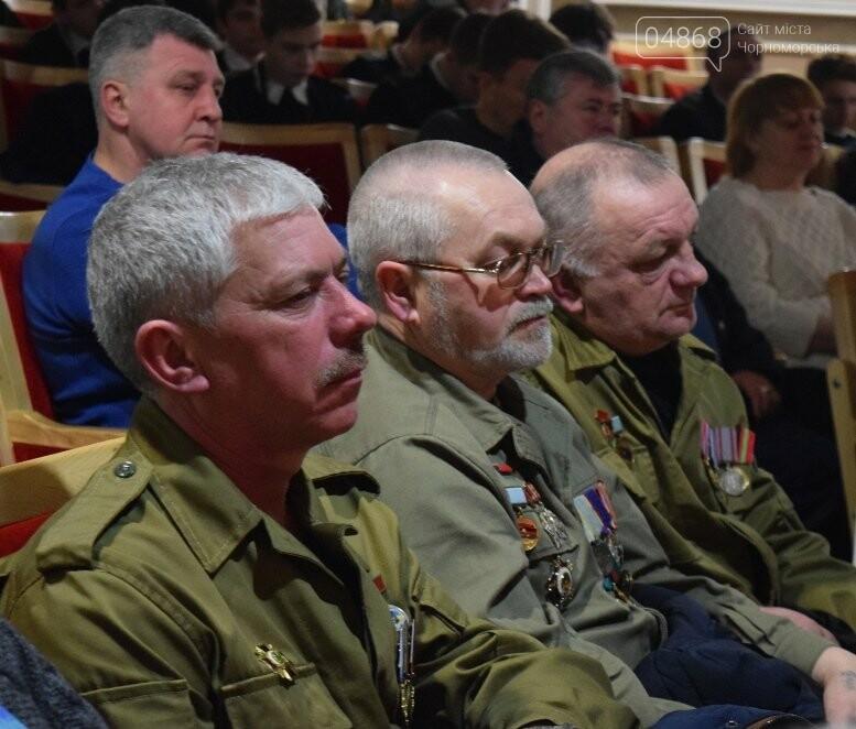 В Черноморске наградили воинов-интернационалистов и почтили память погибших, фото-9