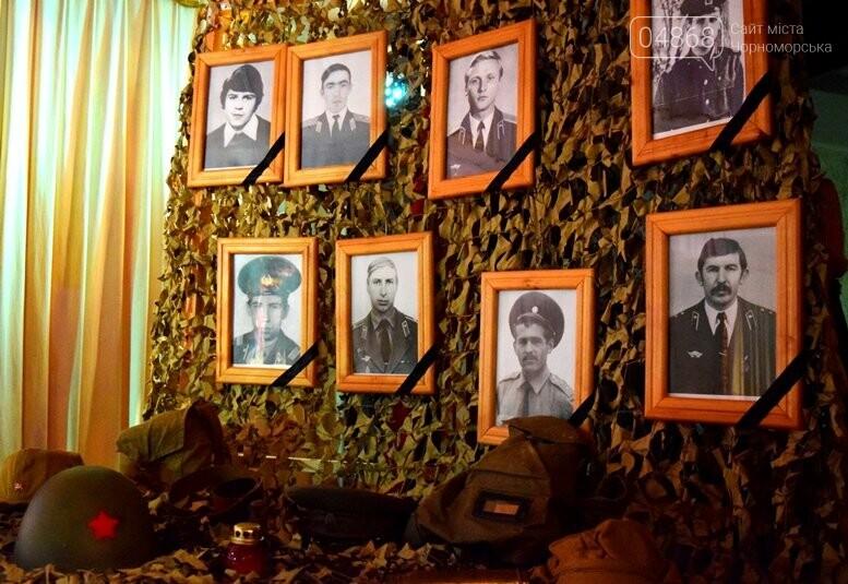 В Черноморске наградили воинов-интернационалистов и почтили память погибших, фото-8