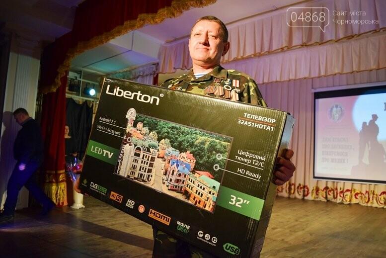 В Черноморске наградили воинов-интернационалистов и почтили память погибших, фото-2