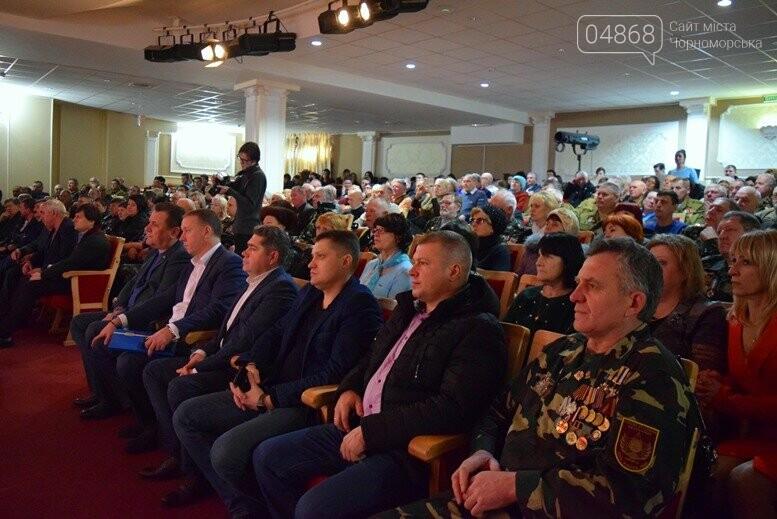 В Черноморске наградили воинов-интернационалистов и почтили память погибших, фото-6