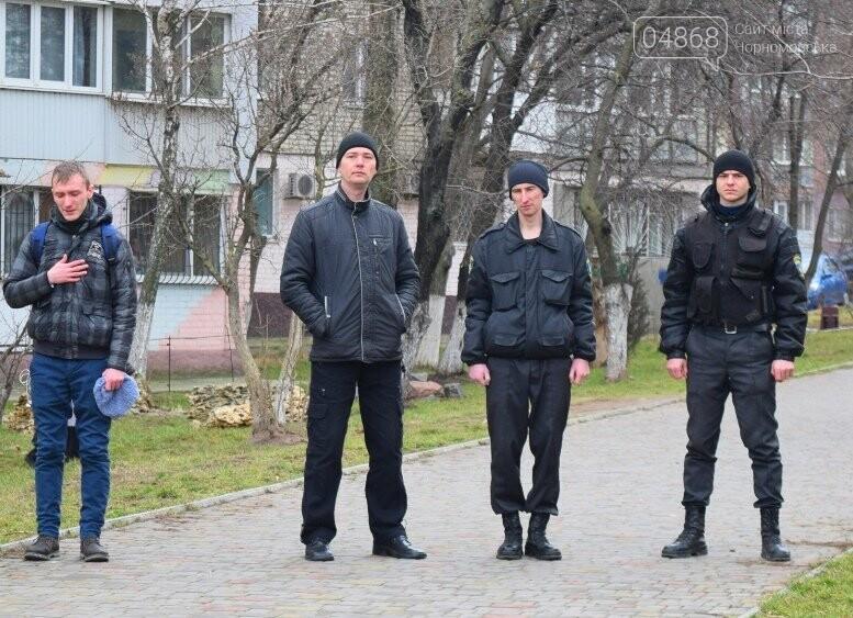 В Черноморске почтили память Героев Небесной Сотни, фото-31