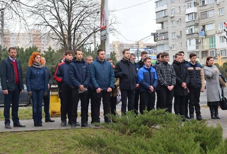 В Черноморске почтили память Героев Небесной Сотни, фото-32
