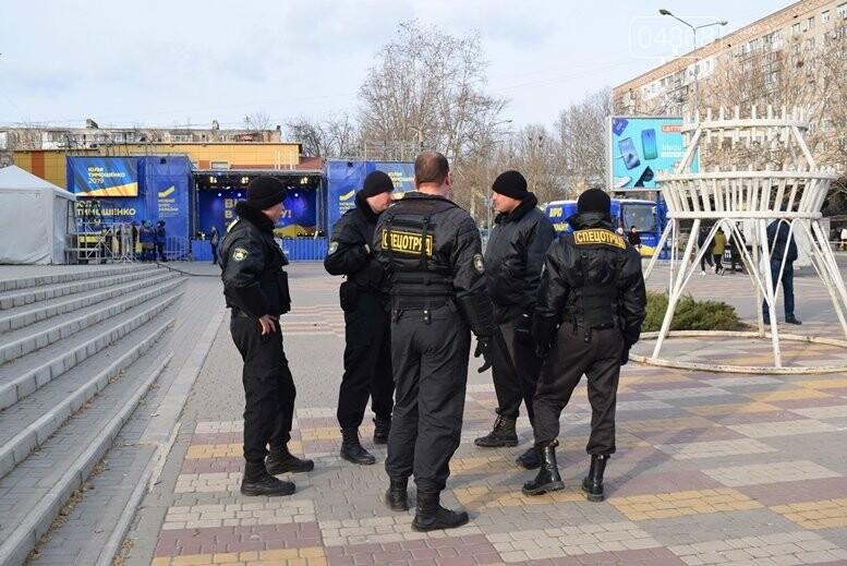В Черноморске закончились последние приготовления к выступлению Александра Пономарёва и Юлии Тимошенко, фото-6