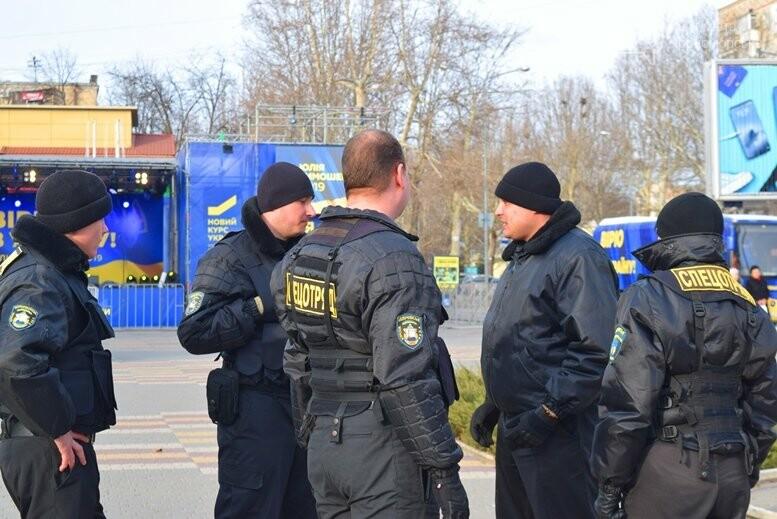 В Черноморске закончились последние приготовления к выступлению Александра Пономарёва и Юлии Тимошенко, фото-1