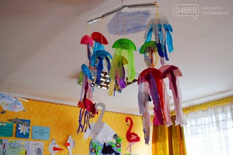 В Черноморске дети рисовали «Волшебный мир воды», фото-14
