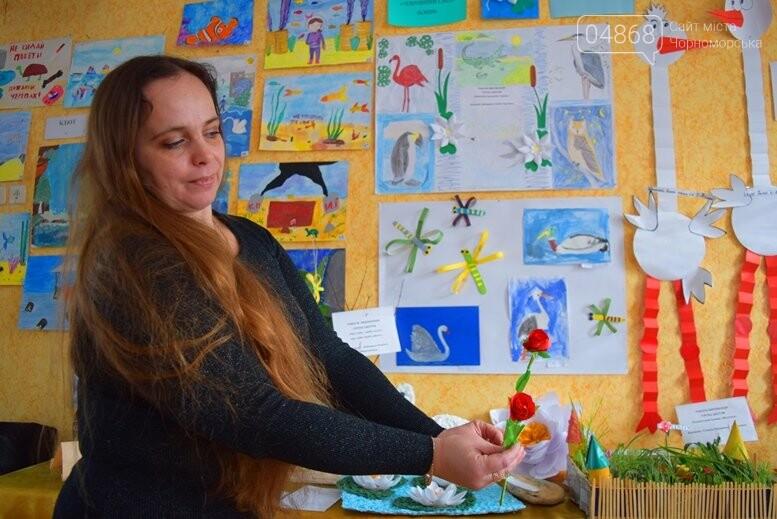 В Черноморске дети рисовали «Волшебный мир воды», фото-15