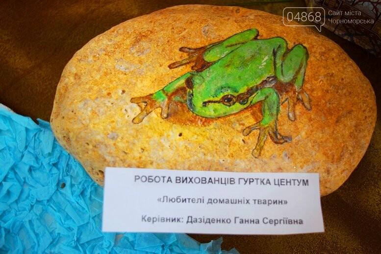 В Черноморске дети рисовали «Волшебный мир воды», фото-16
