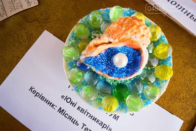 В Черноморске дети рисовали «Волшебный мир воды», фото-10