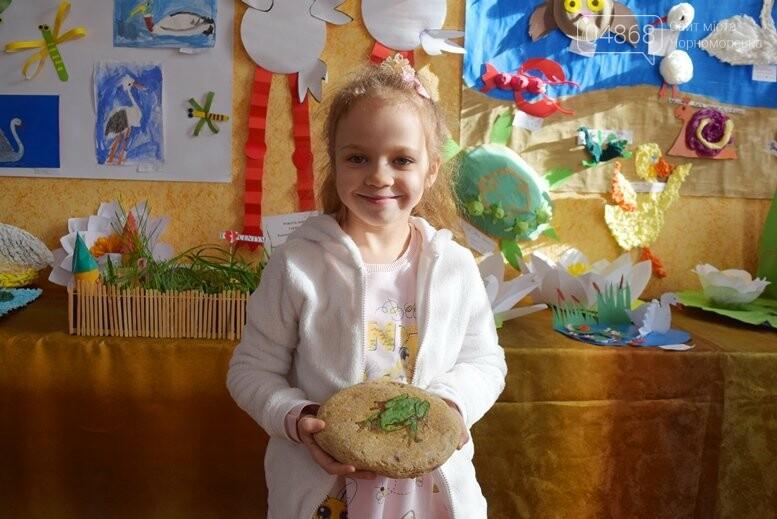 В Черноморске дети рисовали «Волшебный мир воды», фото-1
