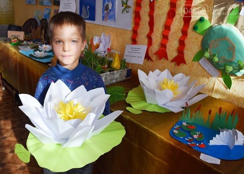 В Черноморске дети рисовали «Волшебный мир воды», фото-4