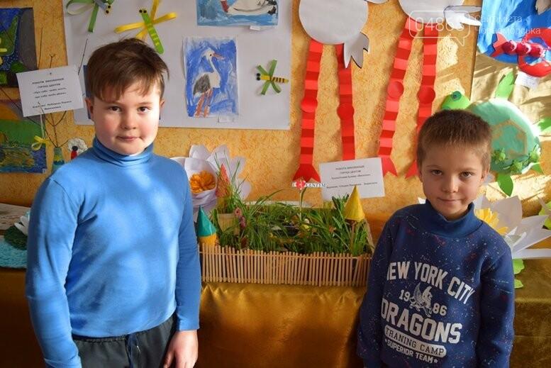 В Черноморске дети рисовали «Волшебный мир воды», фото-7