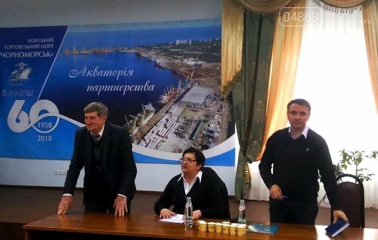 Кто он, новый лидер Независимого профсоюза МТП «Черноморск»?, фото-2