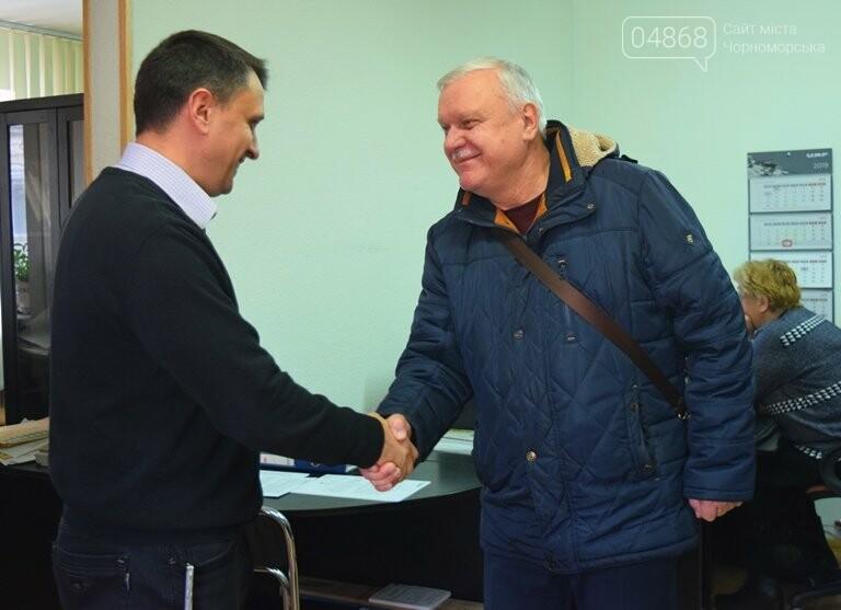 Кто он, новый лидер Независимого профсоюза МТП «Черноморск»?, фото-1