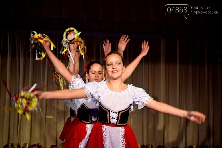 В честь своего дня рождения «Дана» подарила Черноморску праздник танца, фото-5
