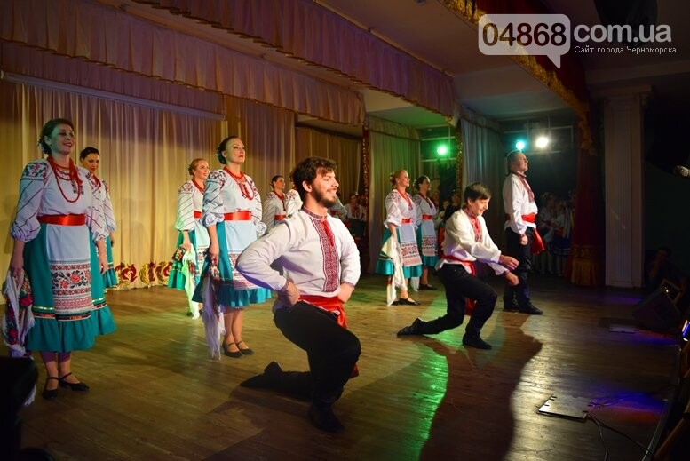 В честь своего дня рождения «Дана» подарила Черноморску праздник танца, фото-4