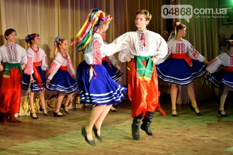 В честь своего дня рождения «Дана» подарила Черноморску праздник танца, фото-7