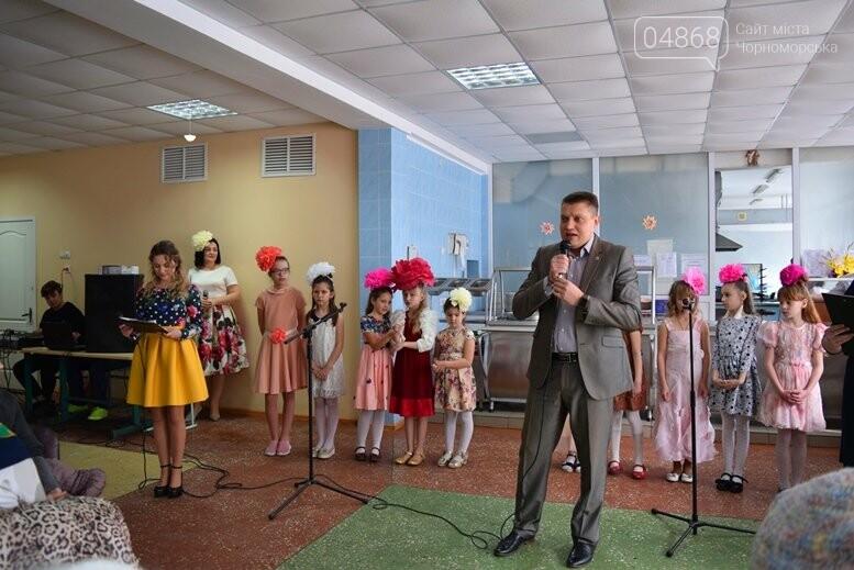 В Черноморске прошли благотворительные обеды, фото-1