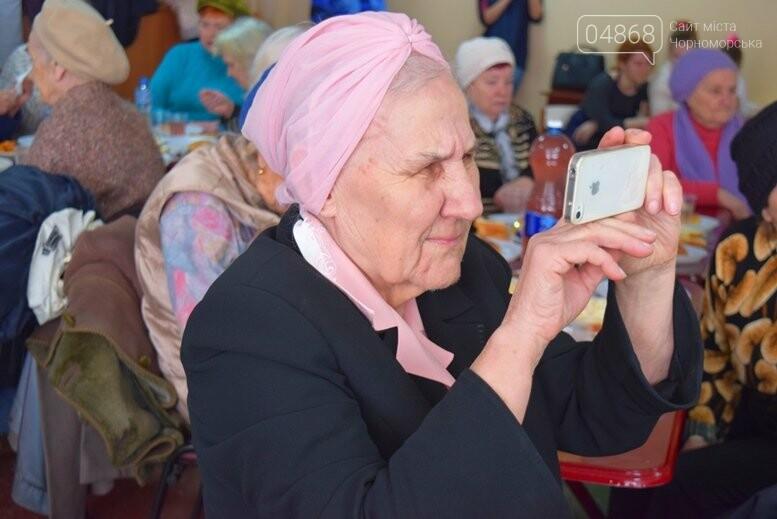 В Черноморске прошли благотворительные обеды, фото-6