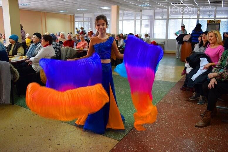 В Черноморске прошли благотворительные обеды, фото-3