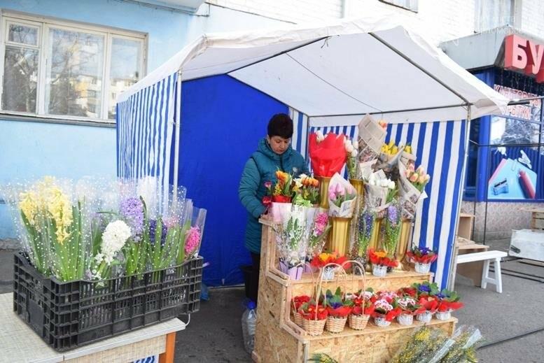 В Черноморске открылась весенняя цветочная ярмарка, фото-24