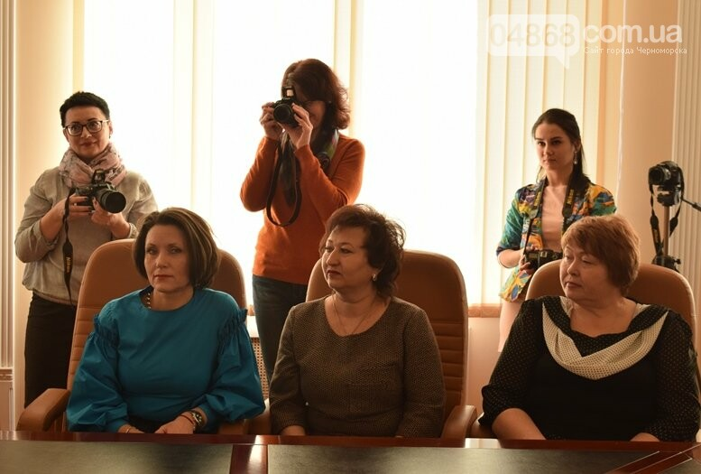 Шесть прекрасных жительниц Черноморска признаны победительницами конкурса «Женщина года», фото-17