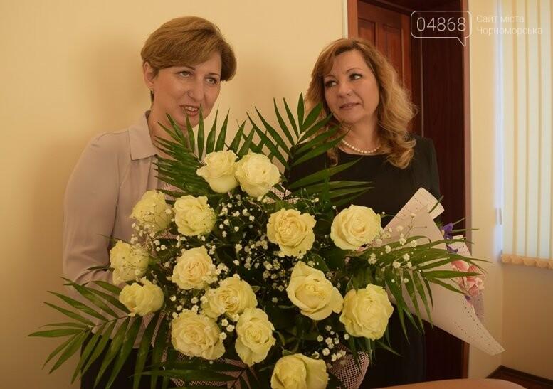Шесть прекрасных жительниц Черноморска признаны победительницами конкурса «Женщина года», фото-21