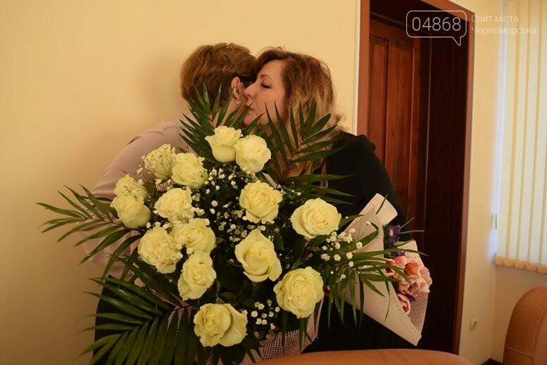 Шесть прекрасных жительниц Черноморска признаны победительницами конкурса «Женщина года», фото-11