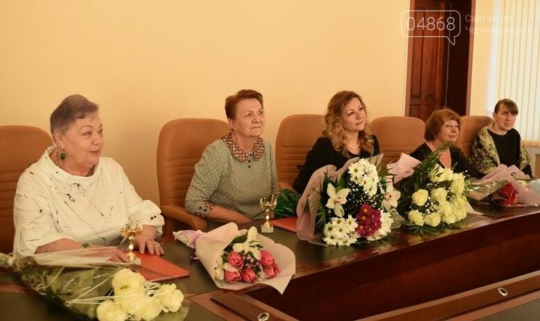 Шесть прекрасных жительниц Черноморска признаны победительницами конкурса «Женщина года», фото-6