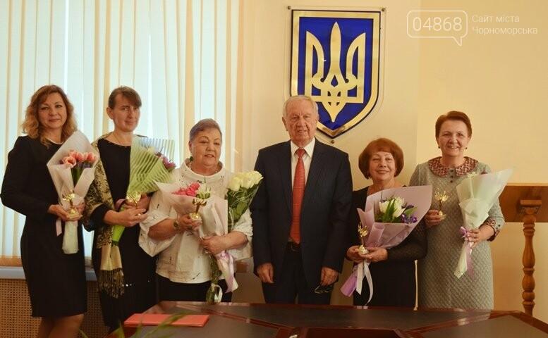 Шесть прекрасных жительниц Черноморска признаны победительницами конкурса «Женщина года», фото-14