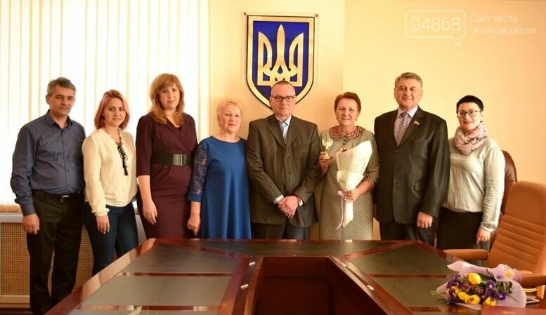 Шесть прекрасных жительниц Черноморска признаны победительницами конкурса «Женщина года», фото-5