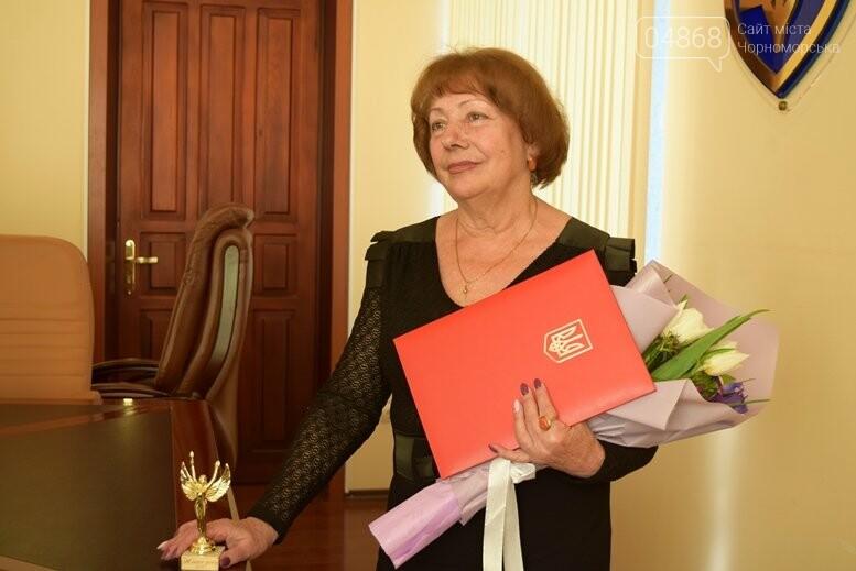 Шесть прекрасных жительниц Черноморска признаны победительницами конкурса «Женщина года», фото-12