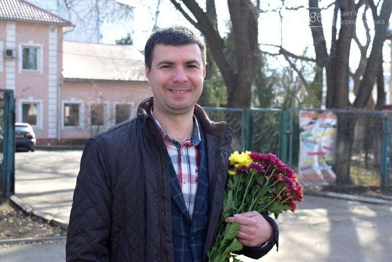 В Черноморске прошёл флешмоб «Сердце Кобзаря», фото-12
