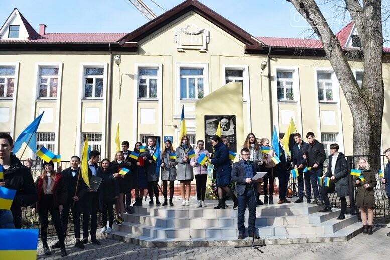 В Черноморске прошёл флешмоб «Сердце Кобзаря», фото-19