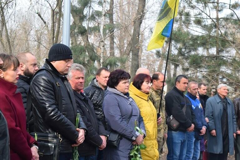 В Черноморске прошла церемония, посвящённая Дню украинского добровольца (видео), фото-15