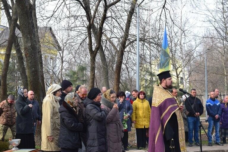В Черноморске прошла церемония, посвящённая Дню украинского добровольца (видео), фото-16