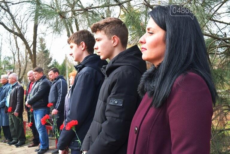 В Черноморске прошла церемония, посвящённая Дню украинского добровольца (видео), фото-4