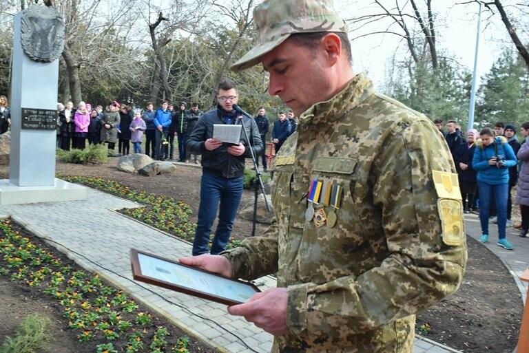 В Черноморске прошла церемония, посвящённая Дню украинского добровольца (видео), фото-3
