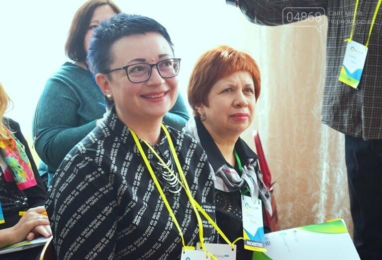 В Черноморске торжественно открыли грандиозный форум EdCamp Chornomorsk (видео), фото-6