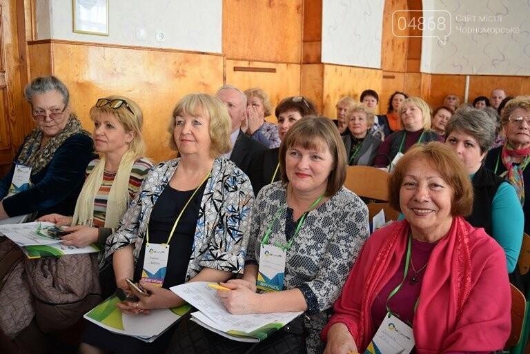 В Черноморске торжественно открыли грандиозный форум EdCamp Chornomorsk (видео), фото-2