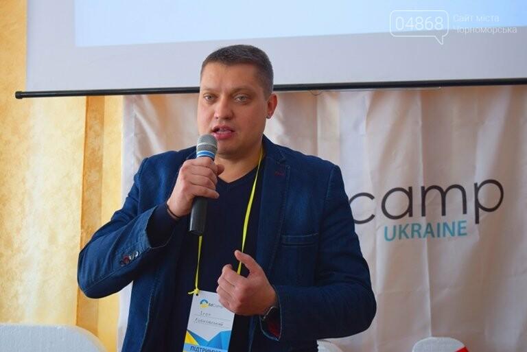 В Черноморске торжественно открыли грандиозный форум EdCamp Chornomorsk (видео), фото-5