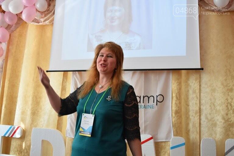 В Черноморске торжественно открыли грандиозный форум EdCamp Chornomorsk (видео), фото-12