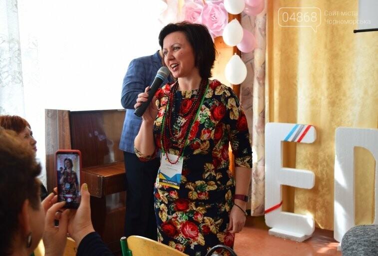 В Черноморске торжественно открыли грандиозный форум EdCamp Chornomorsk (видео), фото-18