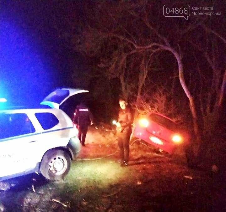 В Черноморске пытались похитить девушку, фото-2