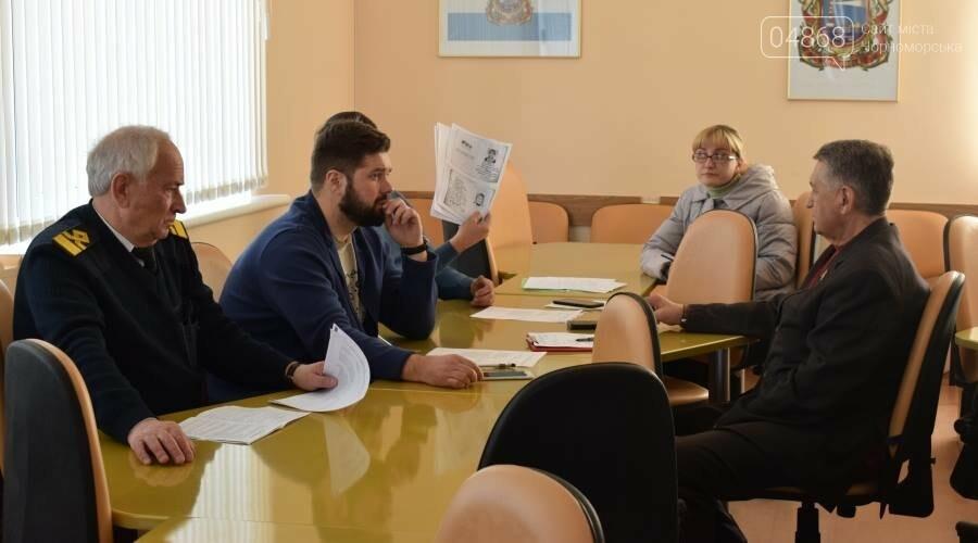 Депутаты рассмотрели вопрос о материальной помощи пострадавшей от недавнего пожара семье жителей Черноморска, фото-5