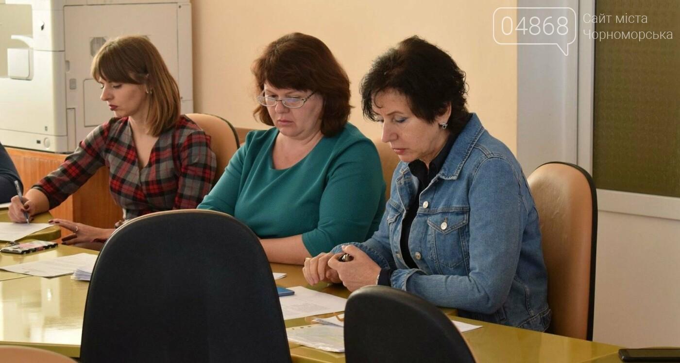 Депутаты рассмотрели вопрос о материальной помощи пострадавшей от недавнего пожара семье жителей Черноморска, фото-1