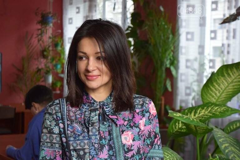 Старшеклассники Черноморска обсуждали актуальные экологические проблемы (видео), фото-1