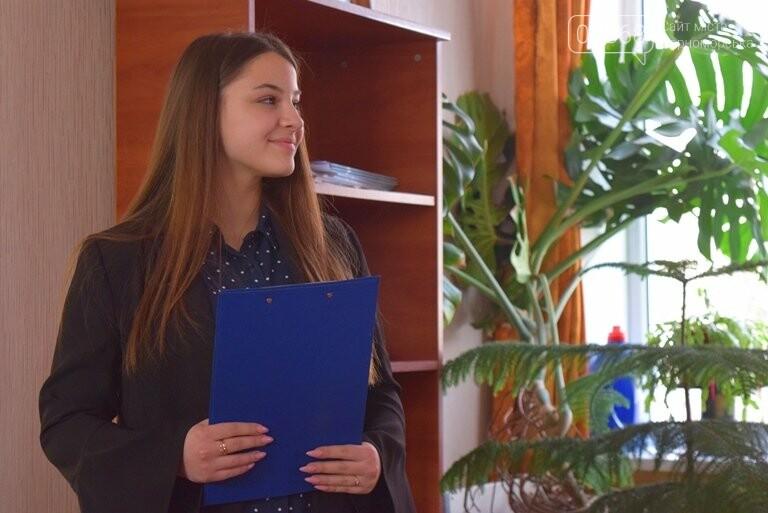 Старшеклассники Черноморска обсуждали актуальные экологические проблемы (видео), фото-23