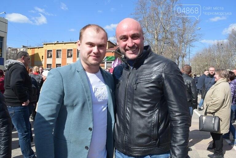 Концерт в Черноморске в поддержку президента: как это было (фото, видео), фото-7