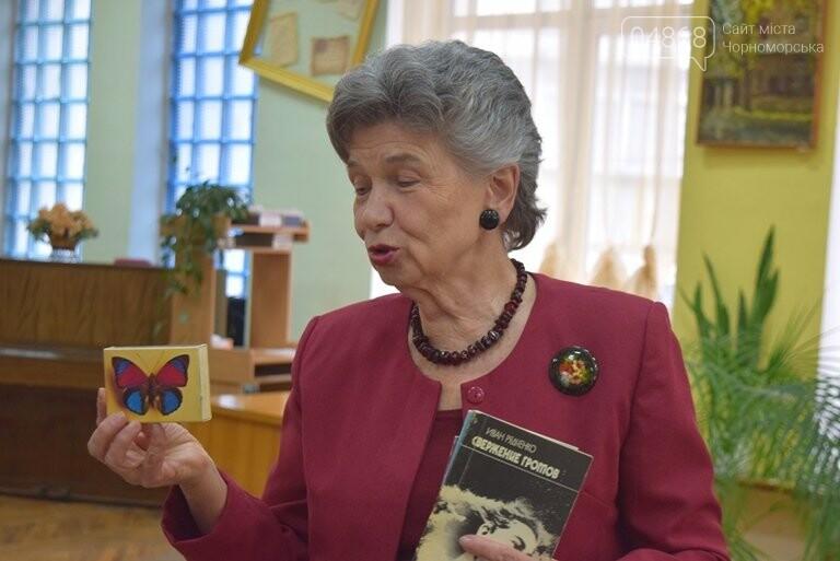 «Волшебный мир поэзии»: в Черноморске читали и слушали стихи, фото-4