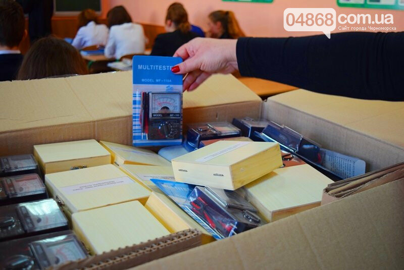 В гимназии Черноморска рассказали, как онлайн-платформа Be smart влияет на уровень обучения (видео), фото-4